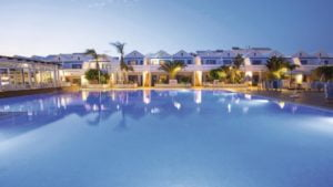 Cinco Plazas Apartments, Lanzarote