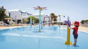 Cinco Plazas Apartments Splash Park