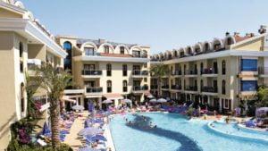Club Candan Marmaris Turkey