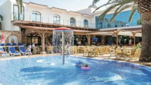 Talayot Apartments Childrens Pool