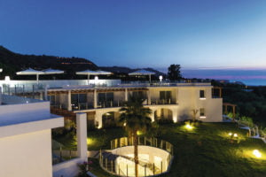 Infinity Resort in Parghelia, Calabria