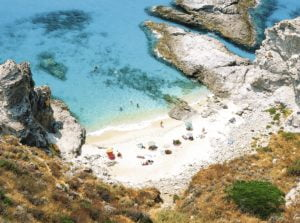 Calabrian Coastline