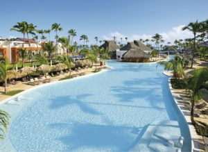 Pool in Breathless Punta Cana Resort and Spa