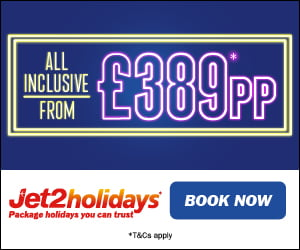 Jet2holidays All Inclusive Holiday Deals